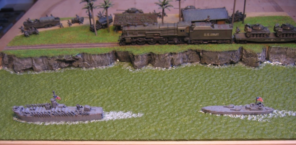 Les dioramas d autres epoques de Carlos Briz Ko210
