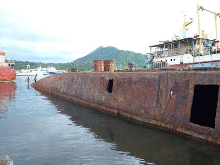 Rabaul,forteresse imprenable Komaki10