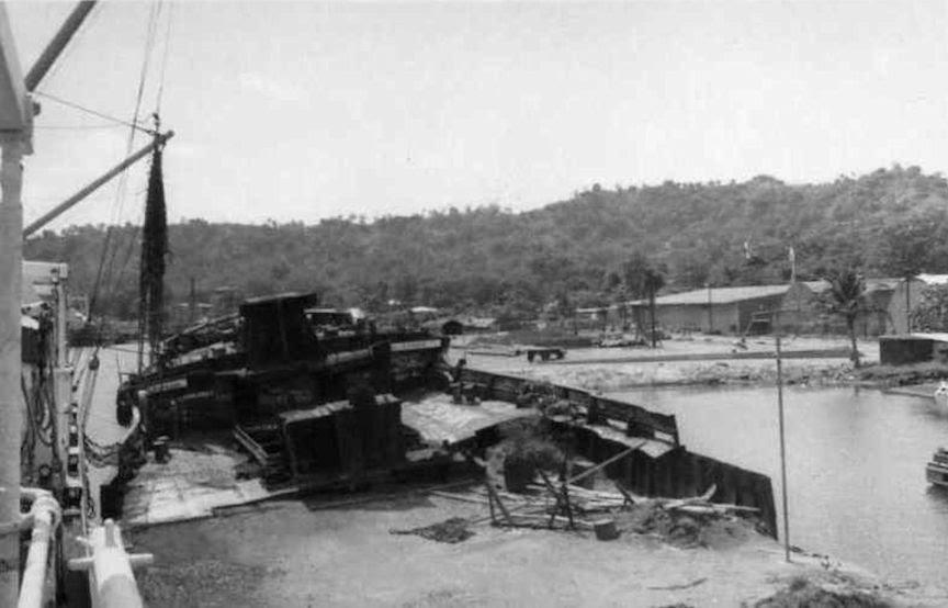 Rabaul,forteresse imprenable Komaki12