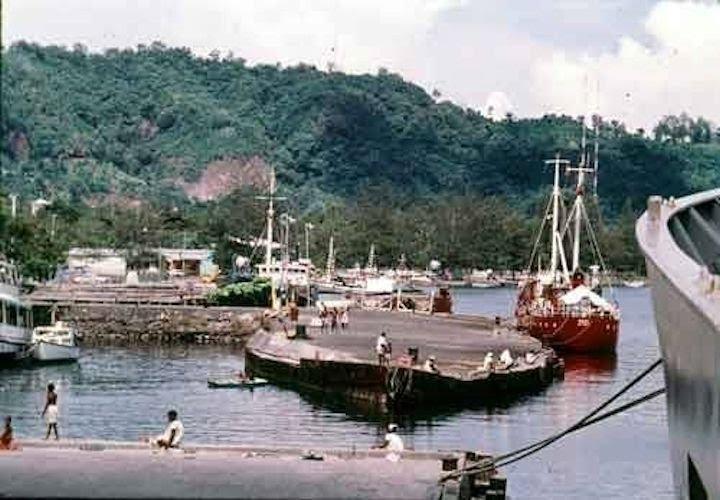 Rabaul,forteresse imprenable Komaki13