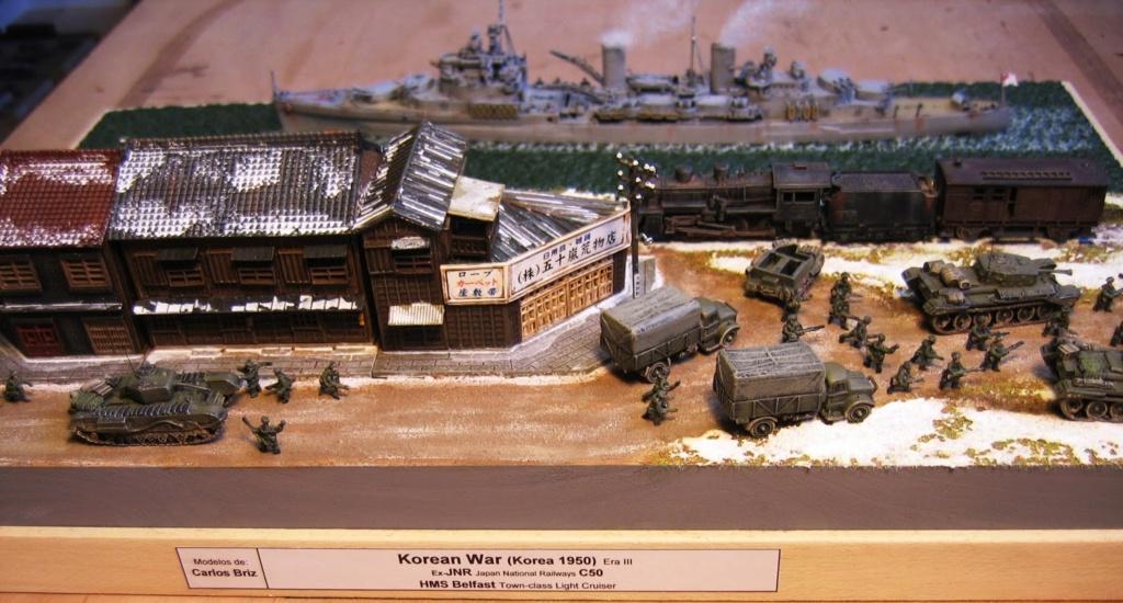 Les dioramas d autres epoques de Carlos Briz Kore10