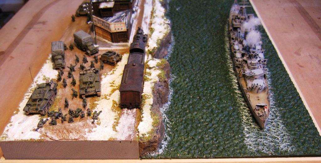 Les dioramas d autres epoques de Carlos Briz Koreb10