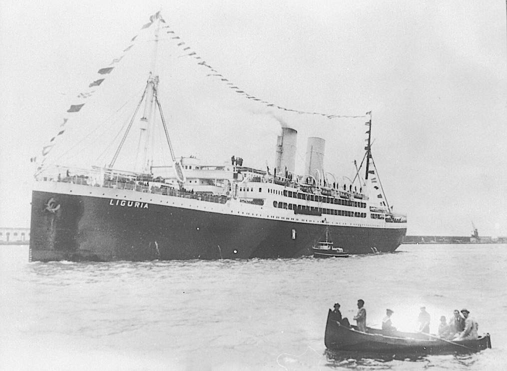 Croiseur italien San Giorgio Liguri10