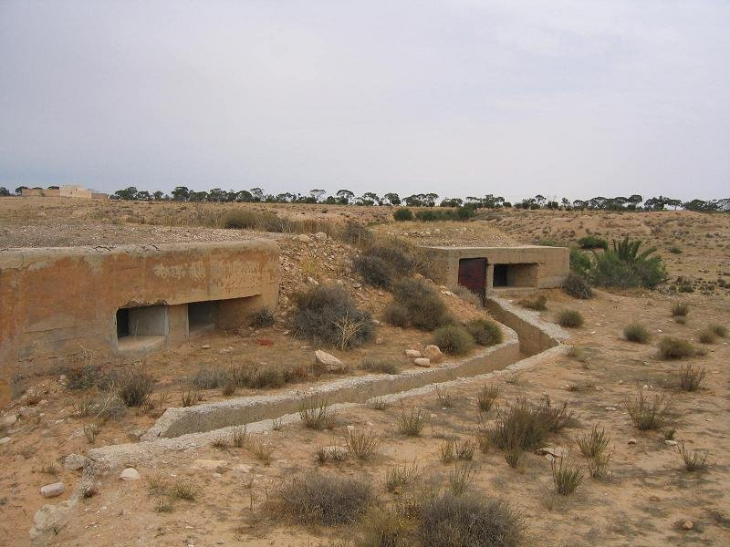 Musee de la ligne mareth Mareth11