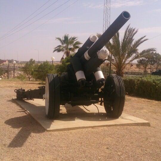 Musee de la ligne mareth Mareth12