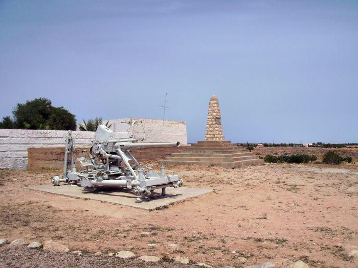 Musee de la ligne mareth Mareth13