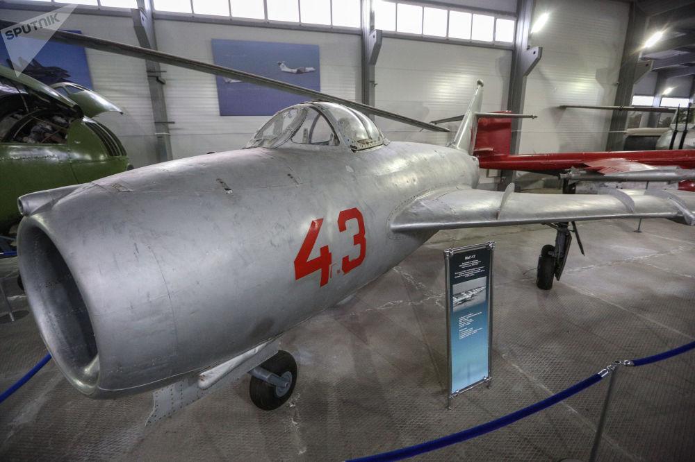 Musée de l'aviation de la flotte du Nord Mig_1710