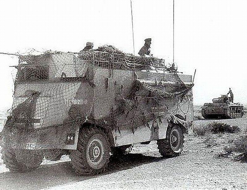 Les vehicules de Commandement de Rommel Moritz10