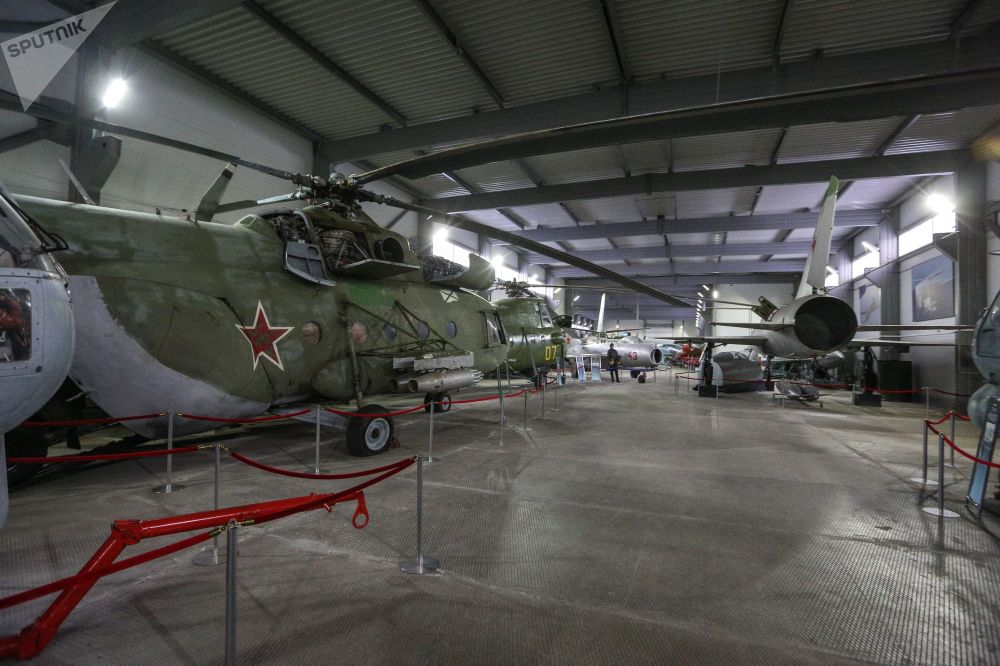 Musée de l'aviation de la flotte du Nord Muszoe12