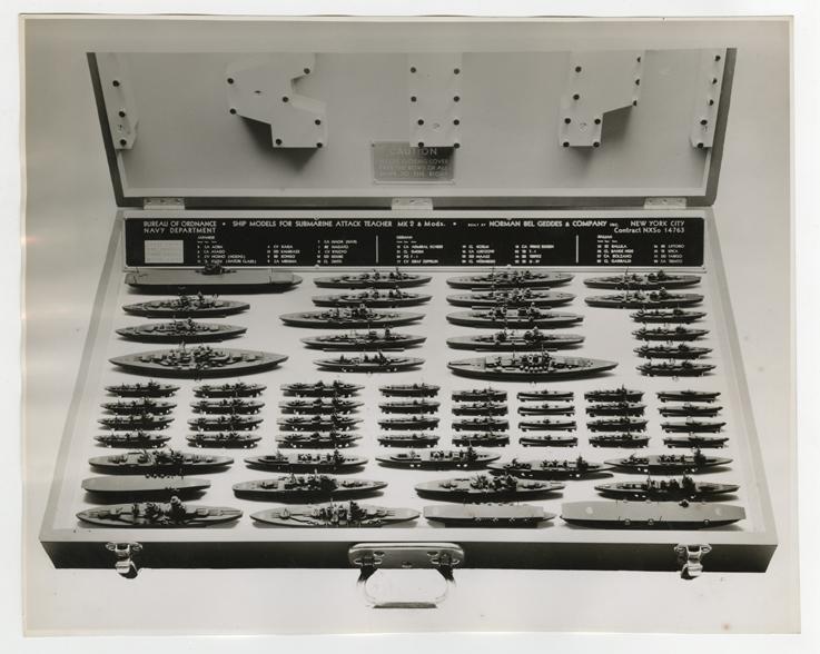 Dioramas grandes échelles de Norman Bel Geddes Nbg_jo10