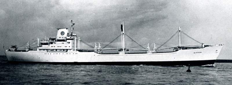 """La """"flotte Jaune"""" Nippon11"""