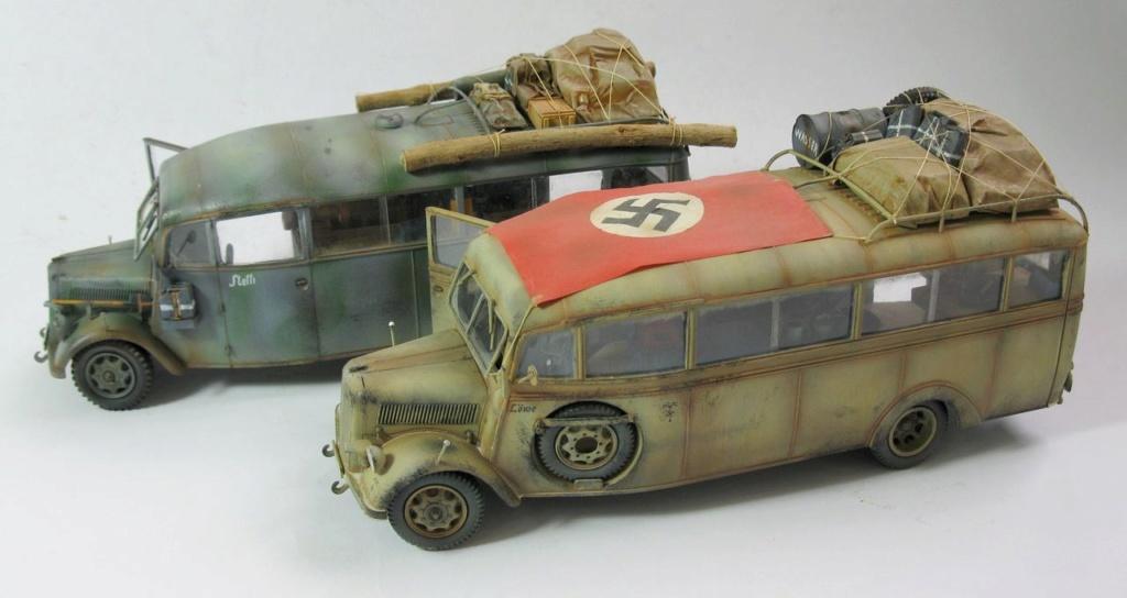 Les vehicules de Commandement de Rommel Opel_b10