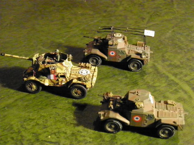 Vehicules recuperes par les FFI -1944 Panhar11