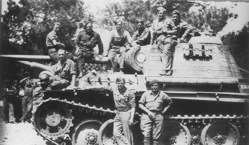Vehicules recuperes par les FFI -1944 Panth10
