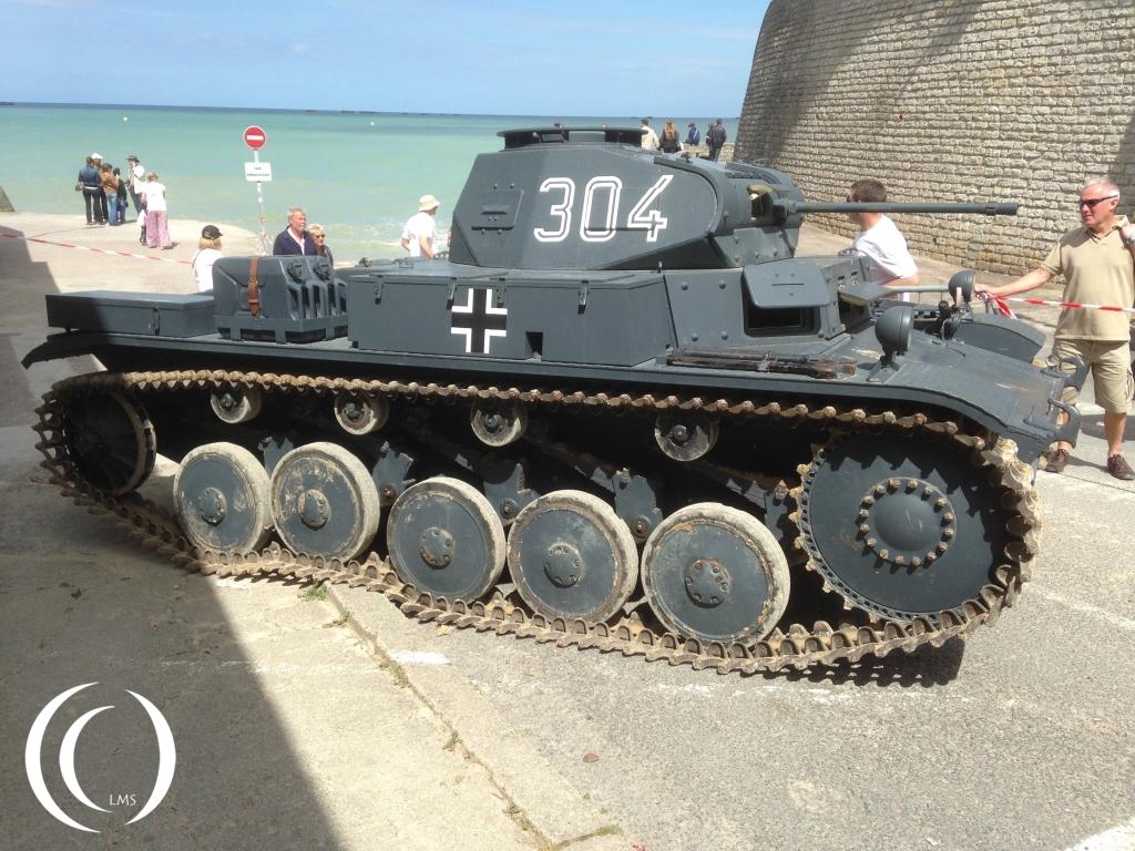 Les blindes dans les meeting WWII - Page 2 Panzer59