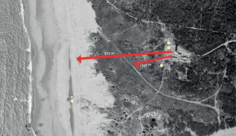 Erosion des plages Phare10