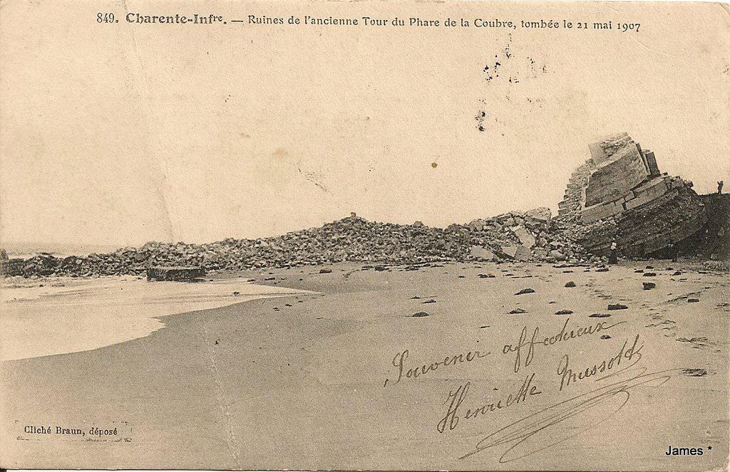 Erosion des plages Phare210