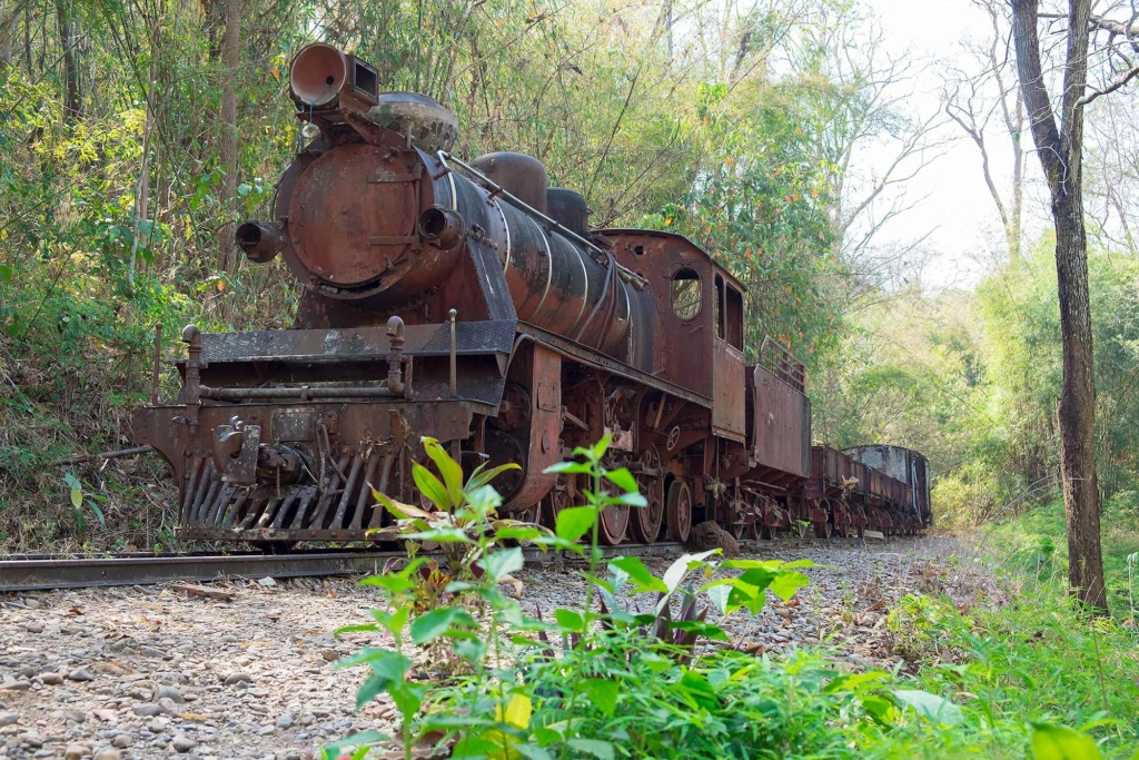 Le chemin de fer de la rivière Kwai au patrimoine mondial ? Phutoe10