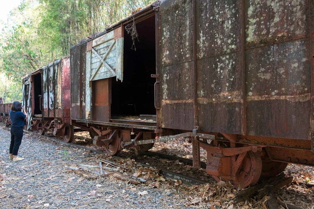 Le chemin de fer de la rivière Kwai au patrimoine mondial ? Phutoe11
