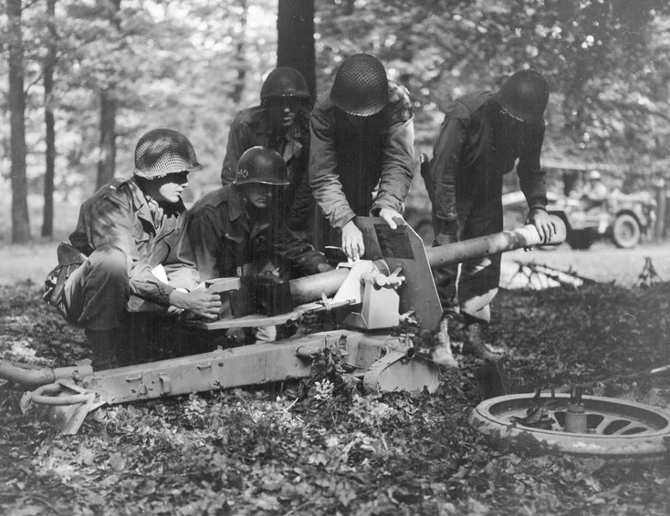 8.8 cm Raketenwerfer 43 Puppch10