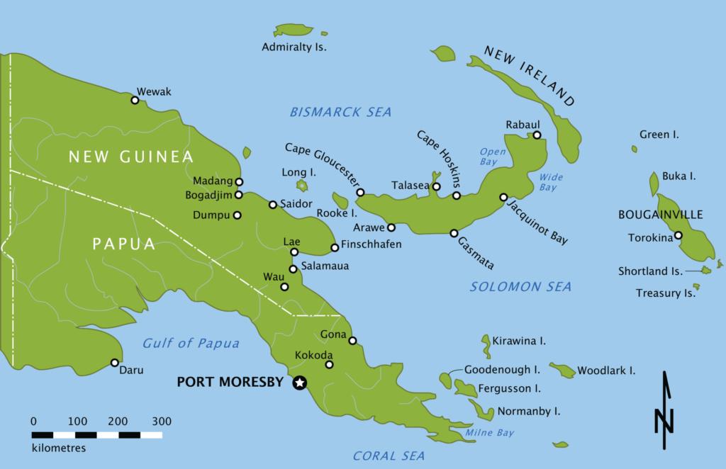 Rabaul,forteresse imprenable Rabaul10