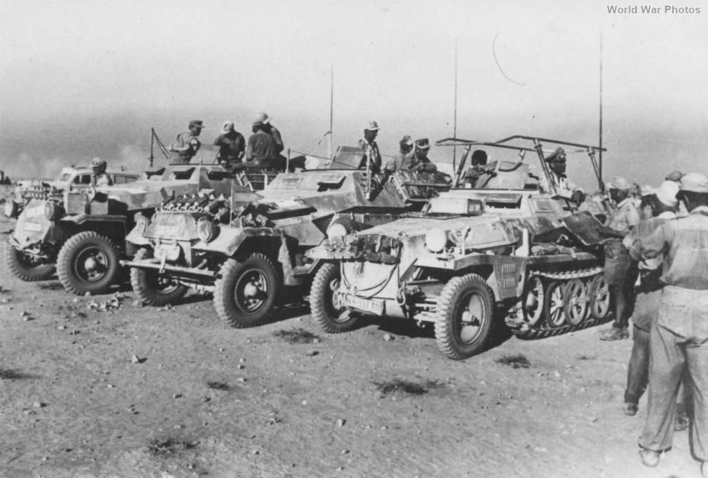 Les vehicules de Commandement de Rommel Rommel10