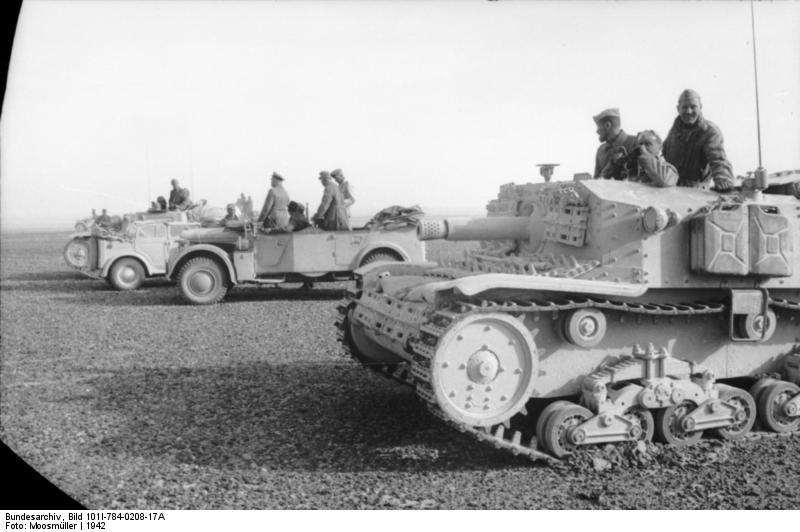 Les vehicules de Commandement de Rommel Rommel12