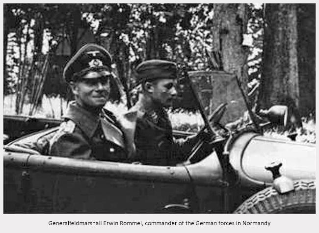 Les vehicules de Commandement de Rommel - Page 2 Rommel14