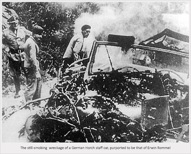 Les vehicules de Commandement de Rommel - Page 2 Rommel16