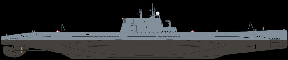 Sous-marin soviétique Shch-307 S-307_10