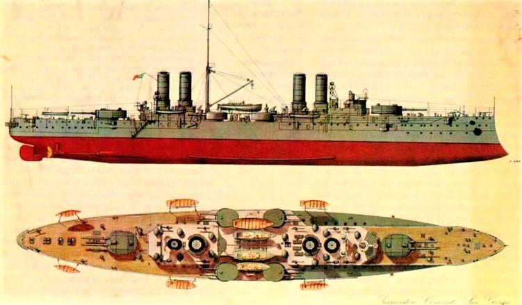 Croiseur italien San Giorgio San-gi10