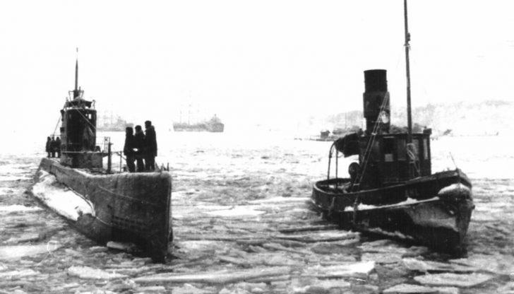 Sous-marin soviétique Shch-307 Sch-3010