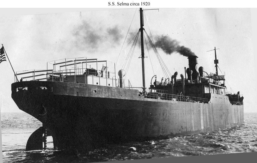 Navires en beton Selma110