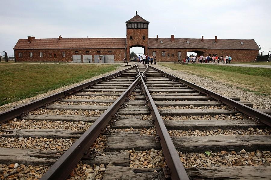 Faut-il laisser disparaître le camp d'Auschwitz ? Shutte10