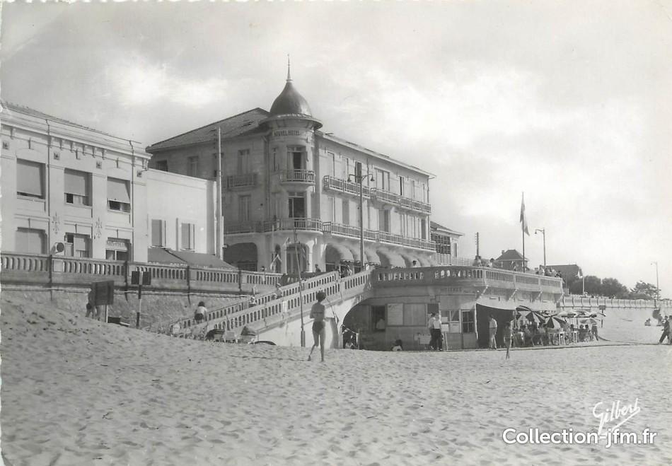 Erosion des plages Soulac13