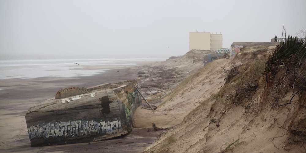 Erosion des plages Soulac17