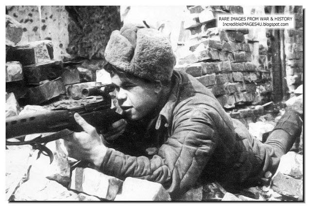 Quatre ruses de guerre des soldats russes Soviet14