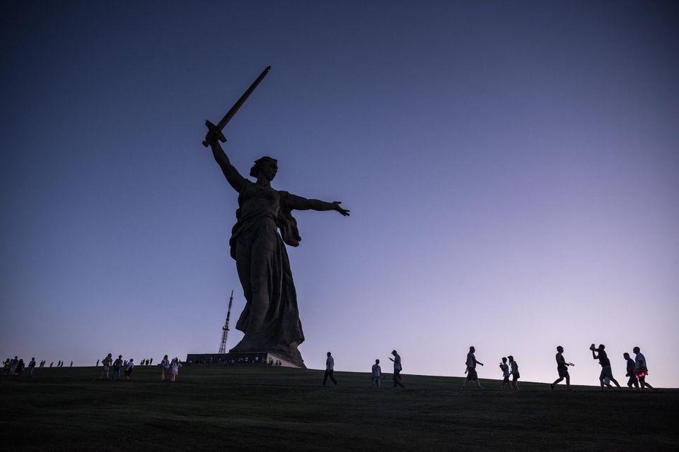 Les six monuments les plus impressionnants de Russie Statue11