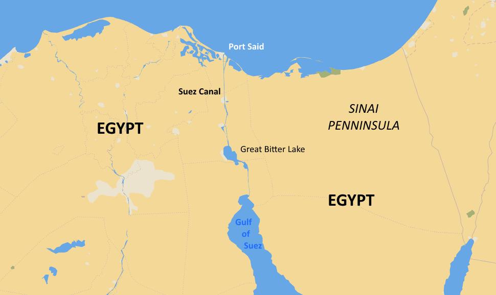 """La """"flotte Jaune"""" Suez-c10"""