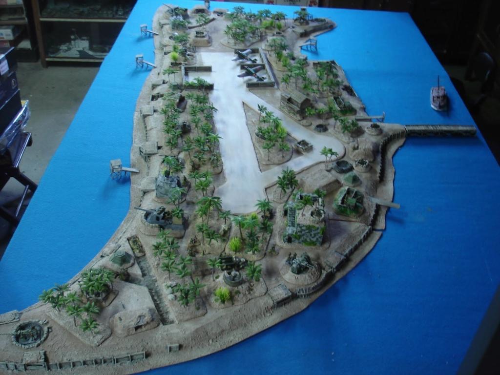 les dioramas 1/144 et moins  (2012) - Page 2 Tarawa10