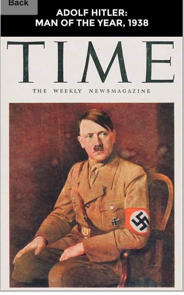 On en finira jamais avec le nazisme comme reference... - Page 2 Time10