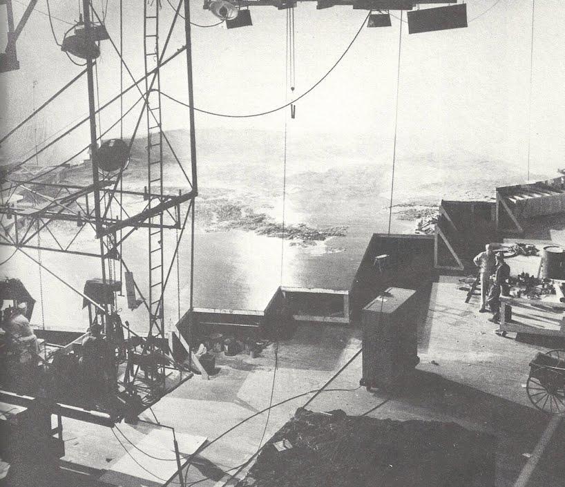 Dioramas grandes échelles de Norman Bel Geddes Tokyob10