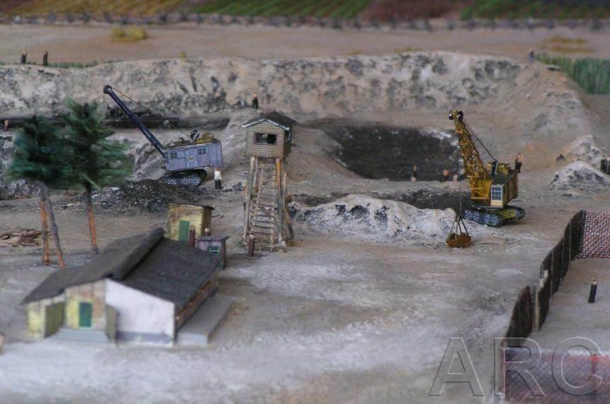 Camps d exterminations au 1/87 Trblin11