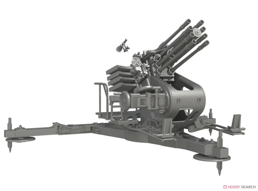 "Prototype ""Salvenmaschinenkanone 18"" (SMK 18) Type2011"