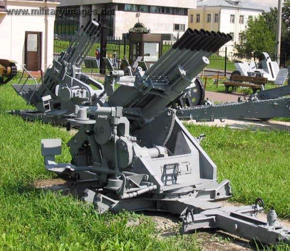 "Prototype ""Salvenmaschinenkanone 18"" (SMK 18) Type2012"