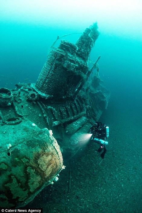 SS Empire Heritage  U-89hh10