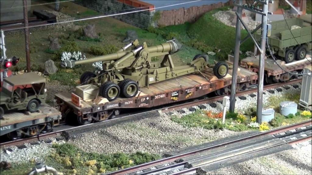 Trains miniatures allies Us_m1510