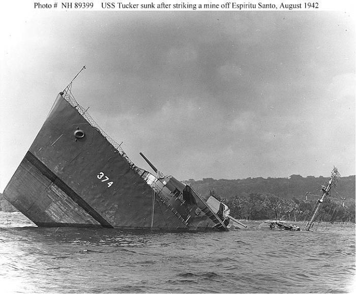 Le Destroyer USS Tucker (DD-374) Uss_tu14