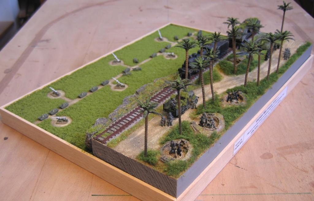 Les dioramas d autres epoques de Carlos Briz V410