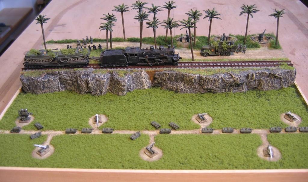 Les dioramas d autres epoques de Carlos Briz V710